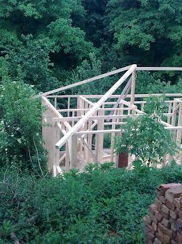 Дървена къща в с.Дъбрава