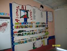 """Biblioteca de 6to """"B"""""""
