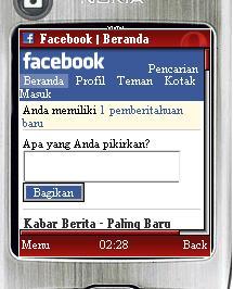 Bronk Cara Membuat Facebook