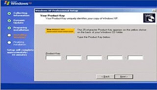ade20 Cara Install Windows XP