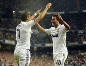Ronaldo-Higuain-Madrid