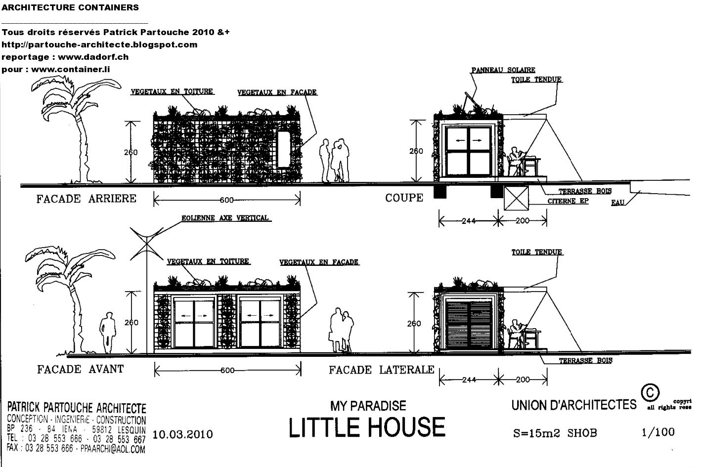 Modele Plan Maison Gratuit