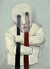 Stasys, pintor lituano (actual).  Me encantó!! Clickeando en la pintura podés ir a su página web.