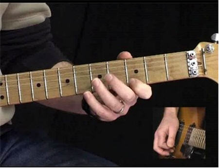 how to build a guitar lick library