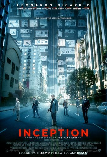 Inception Poster Giveaway