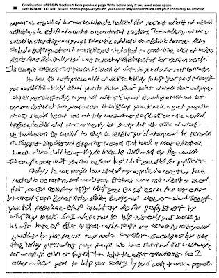 june 2009 sat essay Information on sat essay topics learn about sat/act | free seminars tutoring sat courses act courses faq : june 2009 2007-2008 october 2007.