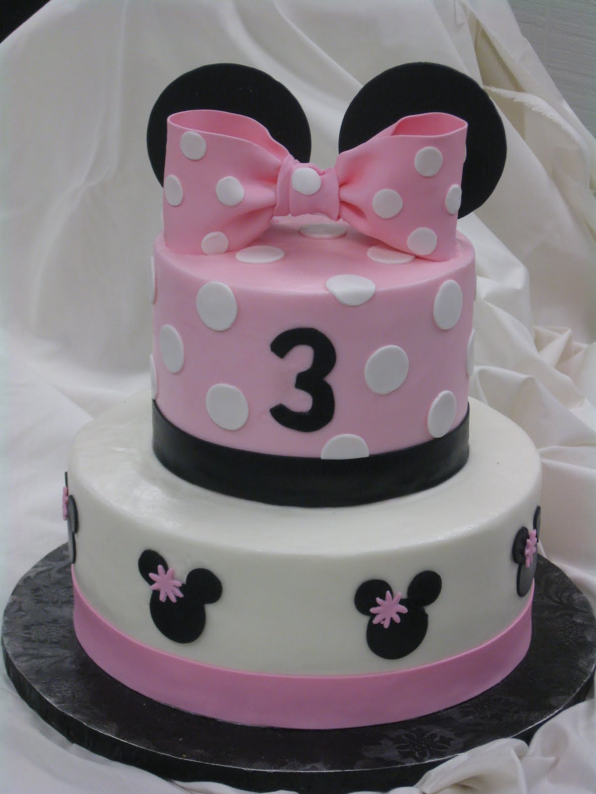 Cake Images Minnie Mouse : My good baby