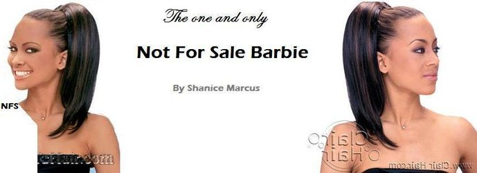The one and only Not For Sale Barbie