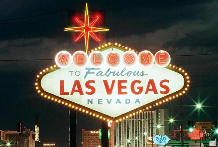 Vegas Strip Las