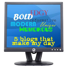 Blog Award - Blogs That Make My Day