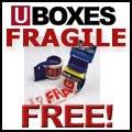 Click Coupon Deal - 15% off Moving Boxes - Coupon Code Fragile