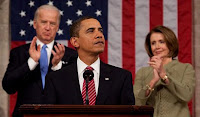 President Obama's First Address Before Congress - 24 February 2009 - Source: Wikipedia