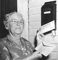 Ida May Fuller, Social Security's First Monthly Beneficiary