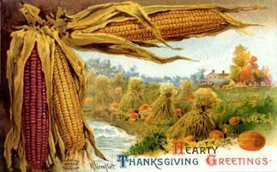 Hearty Thanksgiving Greetings!