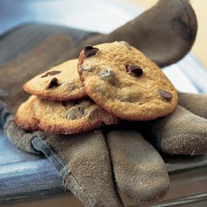 Fresh Chocolate Chip Cookies - Source: allrecipes.com
