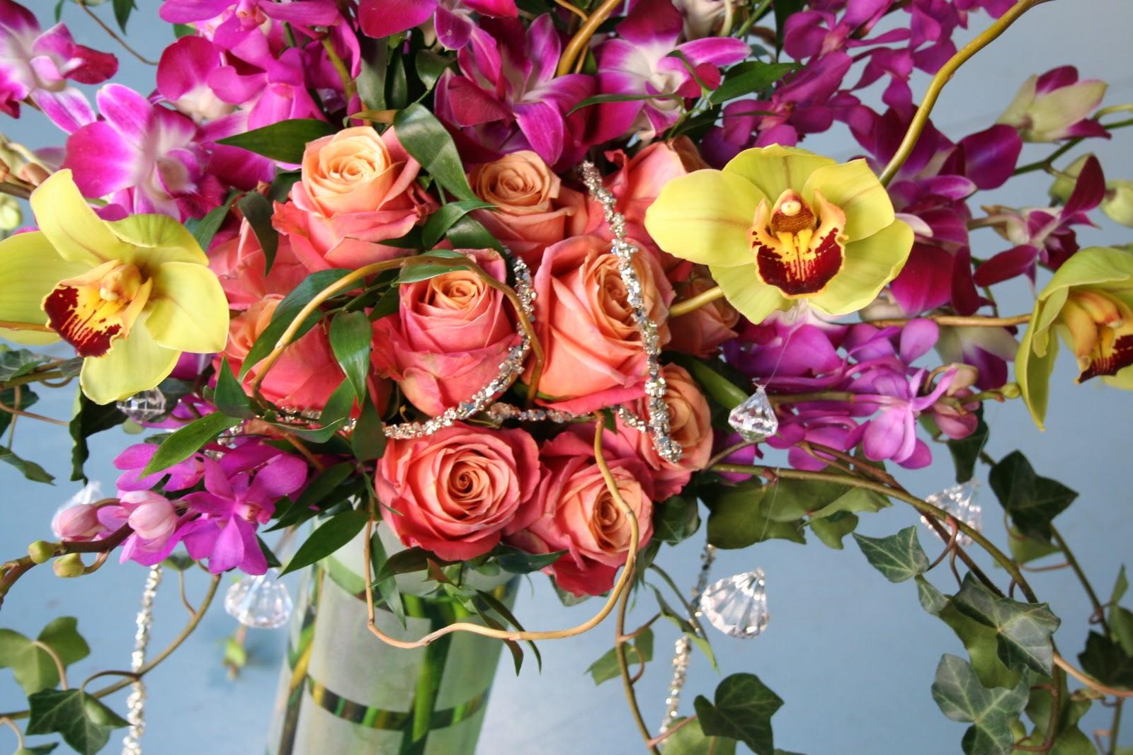 blog: Flower Art...sort of