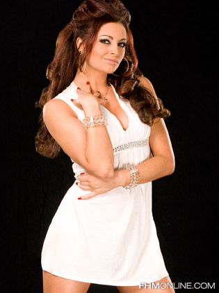 2009 Wwe Diva Of The Year Maria Kanellis