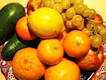 La fruta, fresca y sana