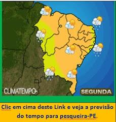 previsão do tempo-clima tempo