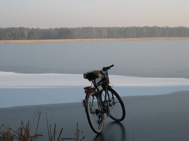 Jadę po jeziorze