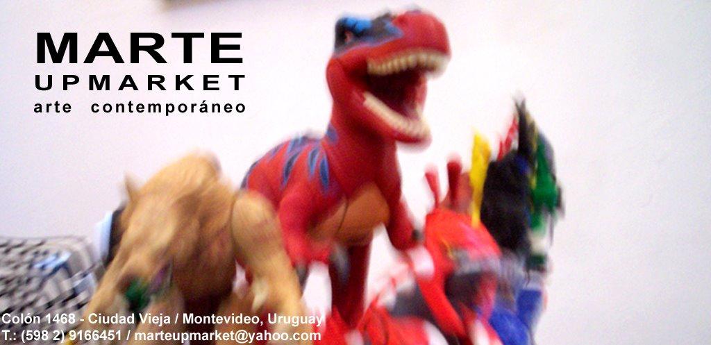 marte upmarket - arte contemporáneo