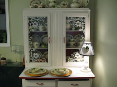 Small Kitchen Hutch