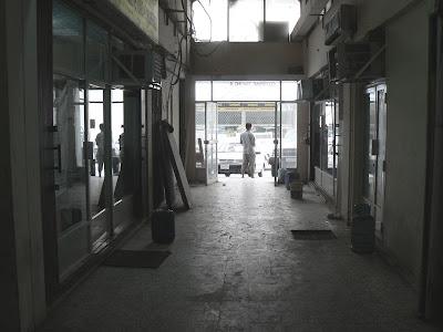 Sofatel corridor