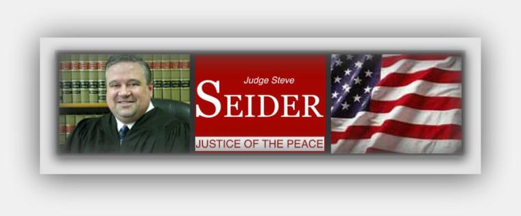 Judge Steve Seider