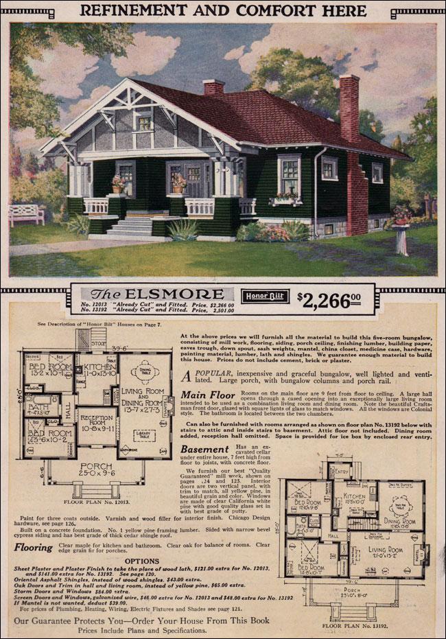 Mail Order Homes Found In Park Ridge Illinois