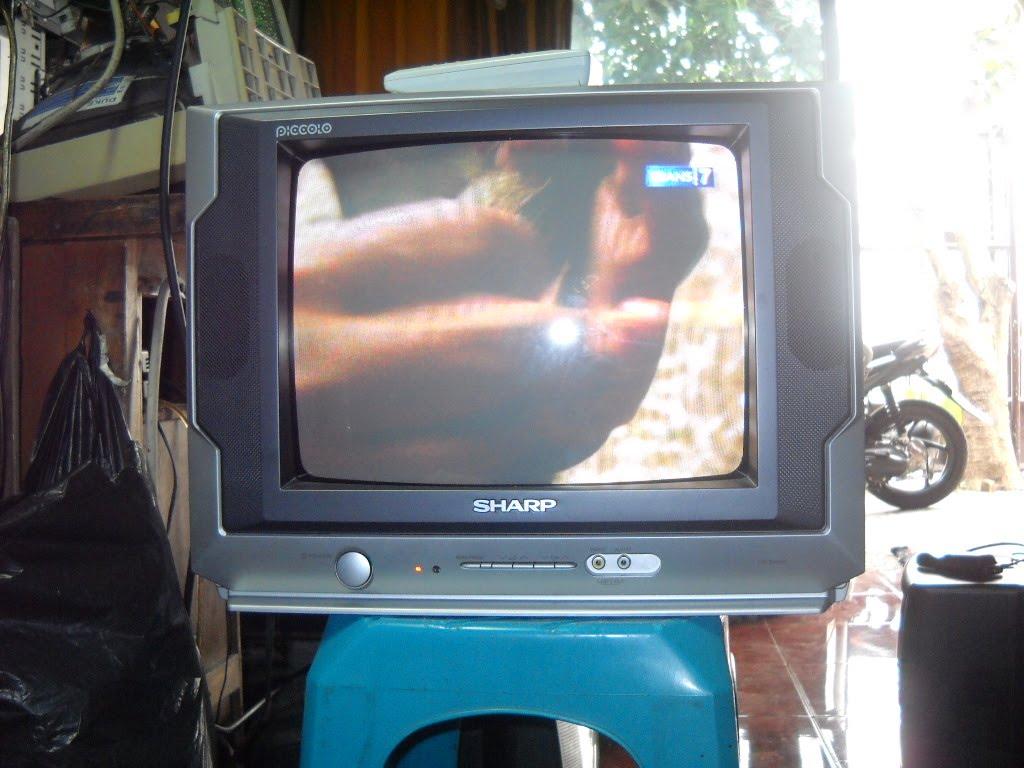 Bengkel Elektronik   Mojokerto       TV       SHARP       PICCOLO    14E52MK2 MATI