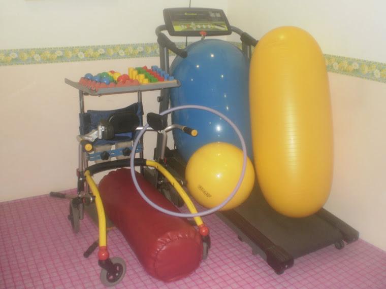 Peralatan Fizio Terapi.