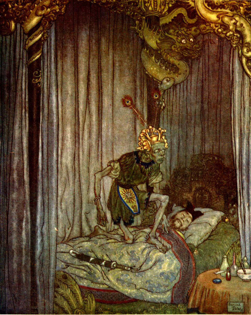 Art  U0026 Artists  Edmund Dulac
