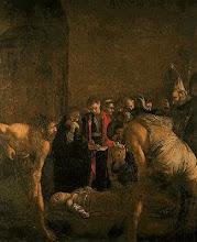 Seppellimento di santa Lucia (1608-1609)