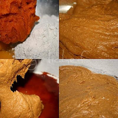 Pumpkin Spice Flan-Cake from www.girlichef.com