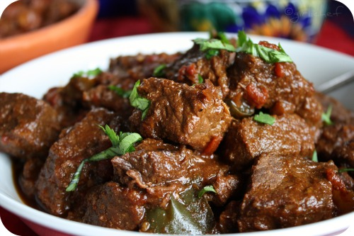 Carne Guisada | All Roads Lead to the Kitchen