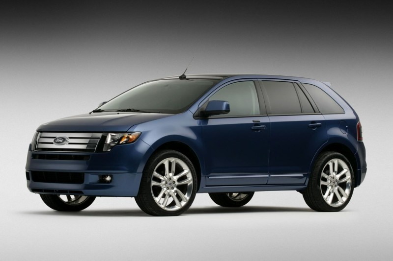 2011 New Ford Edge and Edge Sport