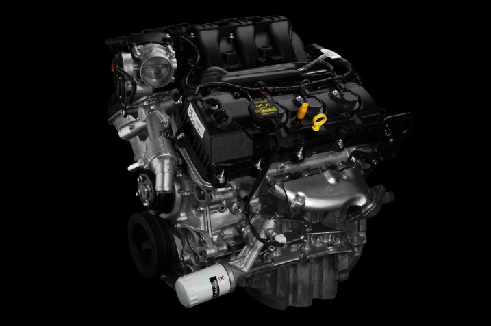 2011 Ford Mustang v6 Engine
