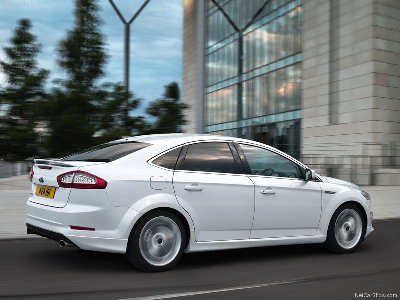 2011 Ford Kuga Coupe. 2011 Mondeo Coupe
