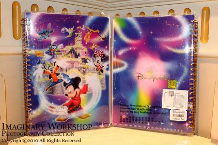 [Hong Kong Disneyland] Celebration in the Air (les 5 ans du Parc) HKDL+2010+5th+%25E7%25AD%2586%25E8%25A8%2598%25E7%25B0%25BF+A