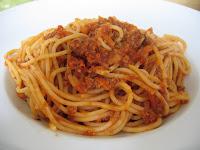 Resep makanan - Spaghetti - kumpulan fakta aneh dan unik - Kumpulan fakta aneh dan unik