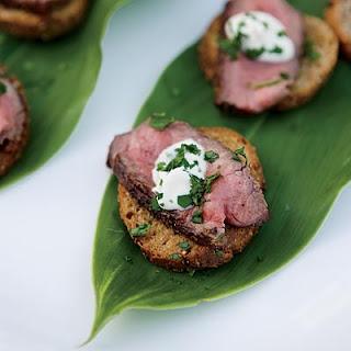 Steak Bites from Bethenny Frankel