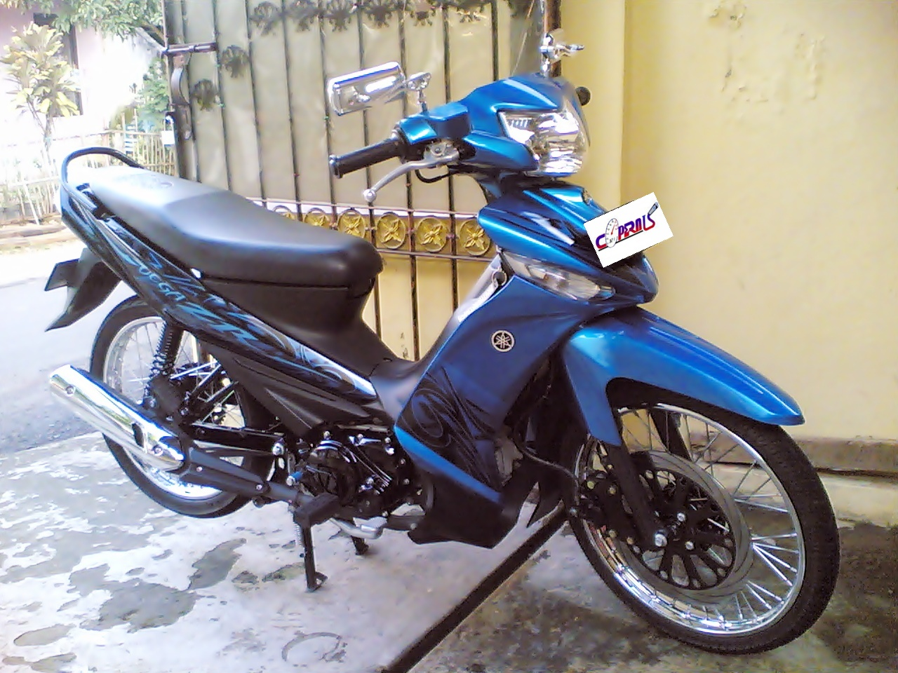 Vega Zr Modifikasi