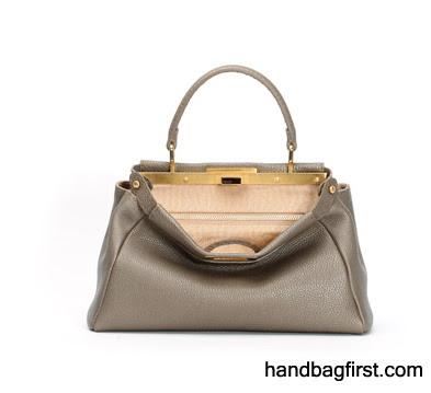 Latest handbags no fancy gimmicks FENDI traced back before