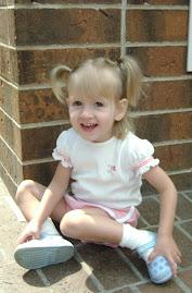 Ava Elizabeth~ 23 months