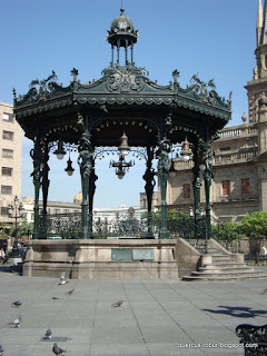 Kiosko Plaza de Armas