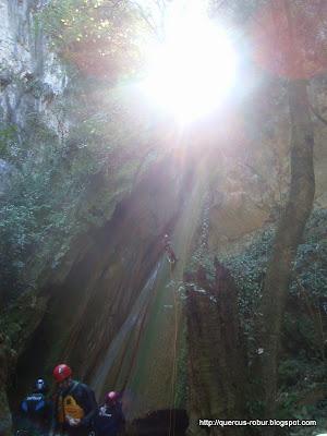 Tiro de 25 metros en Barranco Chuveje