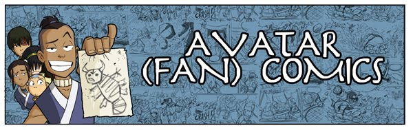 Avatar Fan Comics