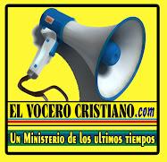 """MINISTERIO DE COMUNICACION Y EVANGELIZACION """"EL VOCERO CRISTIANO""""."""
