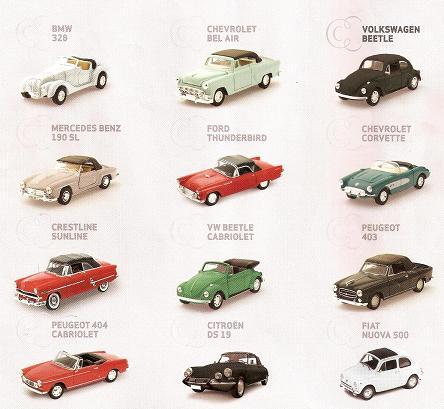 autos a escala de El Comercio