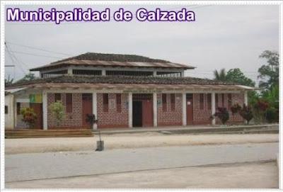 municipalidad de calzada